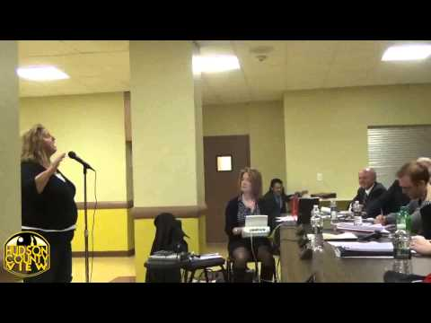 DiVincent, HHA resident debate problems and solutions for Section 8 housing