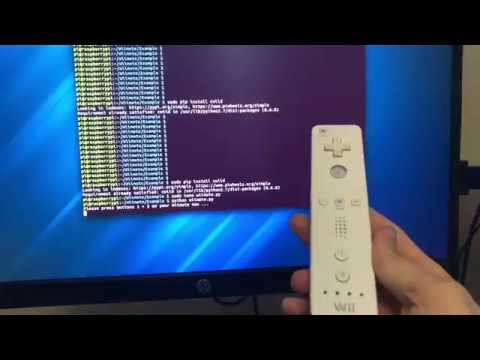 How to use Wii Remote with Python