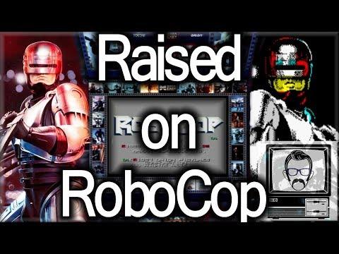 Dissecting RoboCop Movie & Games | Nostalgia Nerd