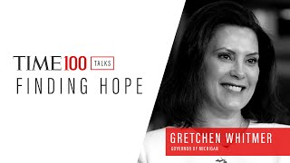TIME100 Talks with Michigan Governor Gretchen Whitmer