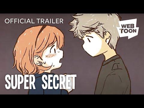 Super Secret trailer
