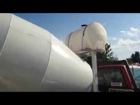 2 yard industrial Concrete Mixer