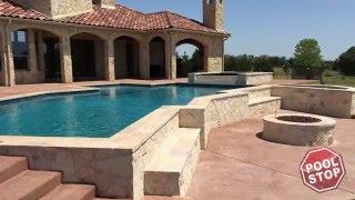 Building A Custom Inground Swimming Pool in Rockwall TX - Timelaspes