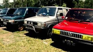 Review Toyota Kijang Kf50 Grand Extra Lgx 1996 Test Drive