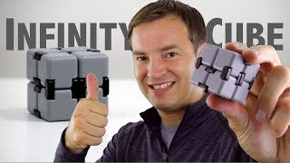 Download Best Fidget Toy? Infinity Cube Review / Infinity Fidget Cube Video