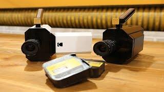 The Super 8 camera designed by Yves Behar of Kodak will sell for around $ 2,500.