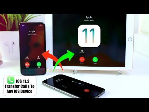 How to Transfer Calls between iOS Devices