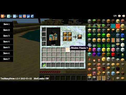 Minecraft How to make BookShelfs