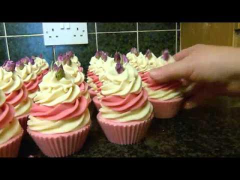 Edens Secret Rose Water Cupcakes, Natural Handmade Soap
