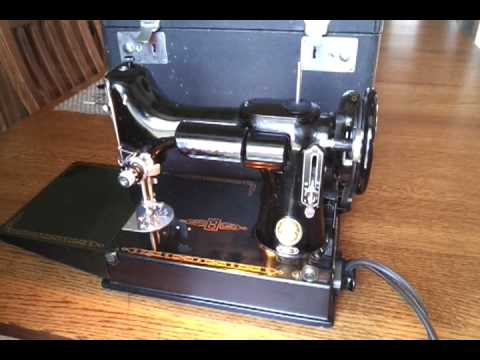 I Sold Myself On EBay Industrial Sewing Machine Parts Ebay Amazing 1951 Singer Sewing Machine Ebay