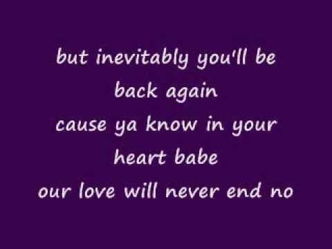 Mariah Carey - Always Be My Baby (lyrics)