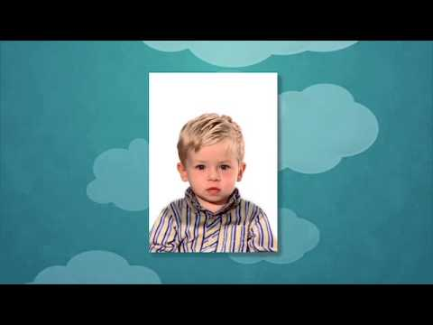 Tips for taking passport photos of toddlers