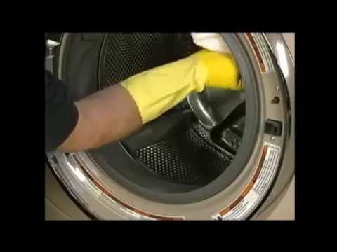 How To Clean Your Front Load Washer & Prevent Odor