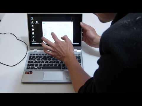Acer Aspire V5 122P MyDigitalSSD BP4 SSD upgrade