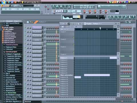 Making a Sample Beat