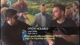 Fuera Del Control.- Entrevista a Drew Holmes de Far Cry 5