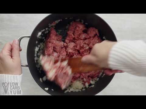 Low Carb Unstuffed Cabbage Soup