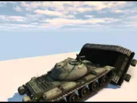 UDK Tank