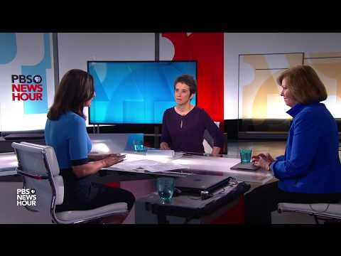 Amy Walter and Susan Page on separating migrant children, GOP retirements