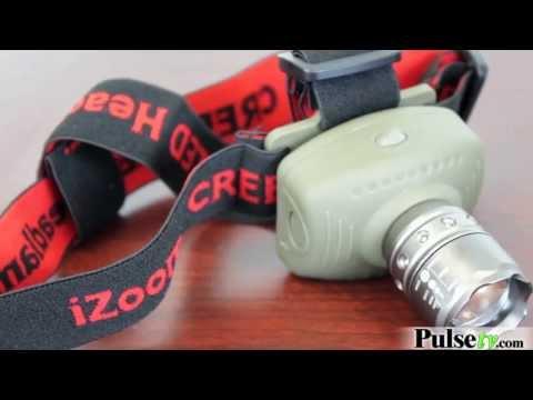 3W iZoom Cree Headlamp