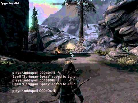 How to unlock Unavailable Spells in Skyrim