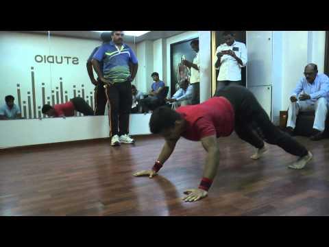 1001 Push-ups (Indian style or Hindu Push-ups) Non stop