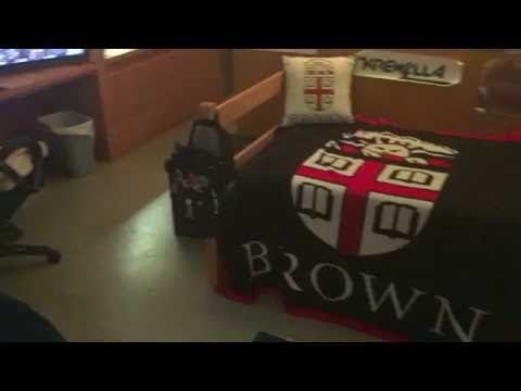 Brown Dorm Tour