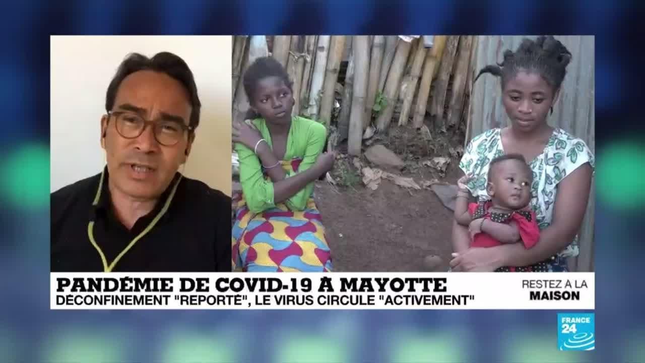 Covid-19 en France : le confinement se poursuivra au-delà du 11 mai à Mayotte
