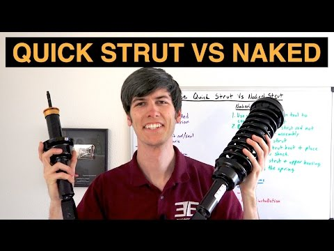 Strut Replacement - Monroe Quick Strut Vs Naked Strut