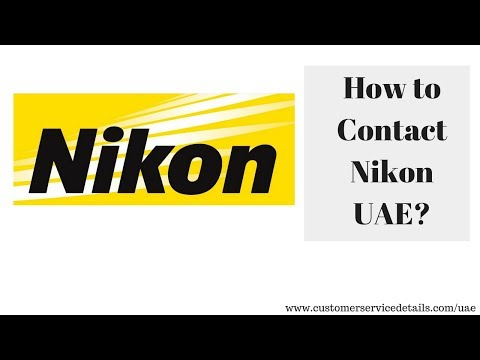 Nikon UAE Customer Care Number, Head Office Address, Email ID, Website