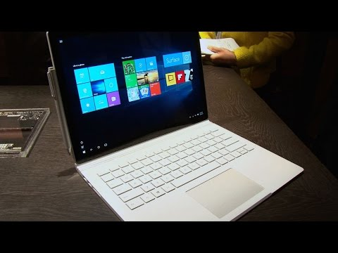 CNET Update - Microsoft's Surface Book isn't a typical laptop