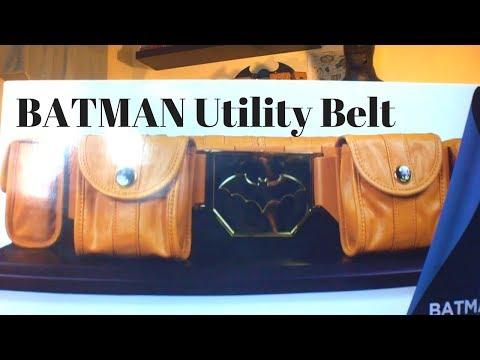 BATMAN DC Collectible Utility Belt Prop Replica