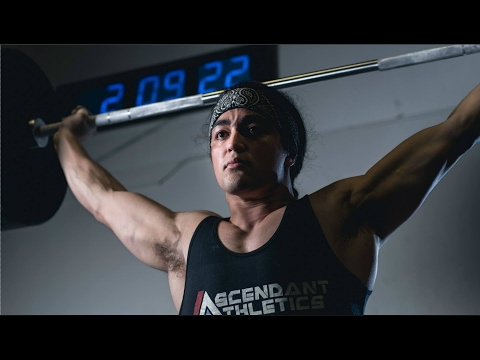 AESTHETICS VS ATHLETICS: YOU CAN'T HAVE IT ALL