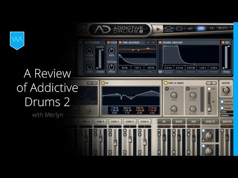 The Last Drum Plugin You'll Ever Need: A Review of Addictive Drums 2
