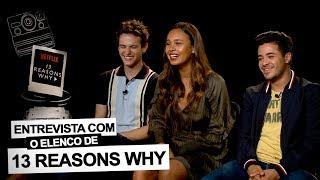 Elenco de 13 Reasons Why fala sobre a 2ª temporada