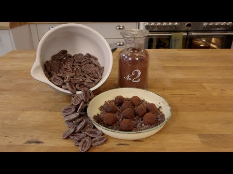 Water Ganache Truffles with Paul A.Young