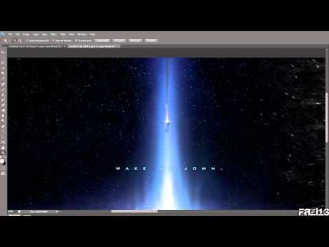 How to Create a Triple Monitor Wallpaper using Adobe Photoshop