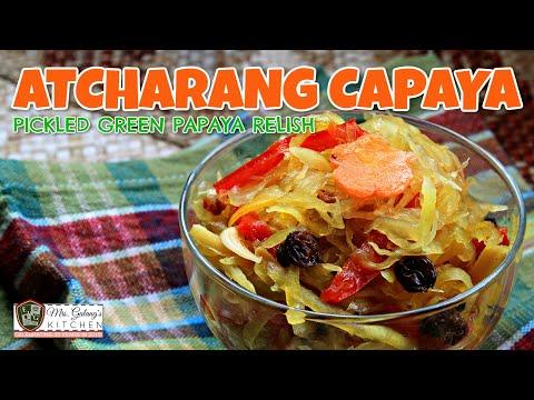 ATCHARANG KAPAMPANGAN (Mrs.Galang's Kitchen S9 Ep8)