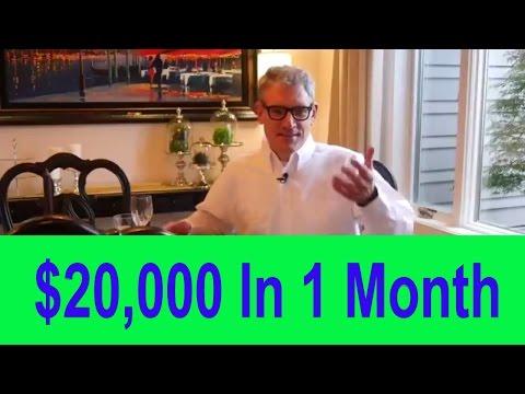 Make Money Online In Dubai - $20,000 In 1 Month