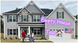 We Bought A New House + Empty House Tour | Gerine Kate Johnston