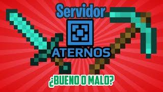 Review Servidores para Minecraft Aternos