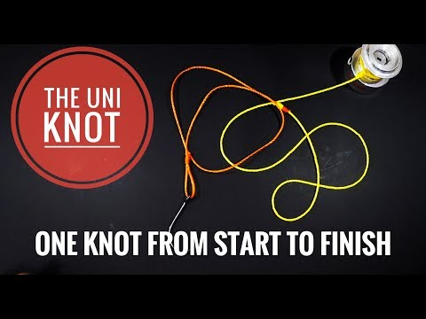 The Uni Knot...Uni to Uni knot