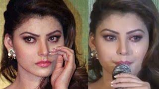 Urvashi Rautela Crying at Great Grand Masti movie leak | press conference