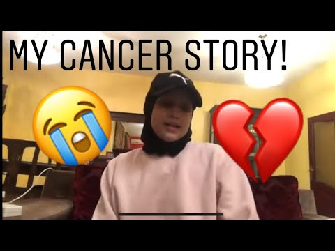 what happened when i had cancer / (sad)😬❤️