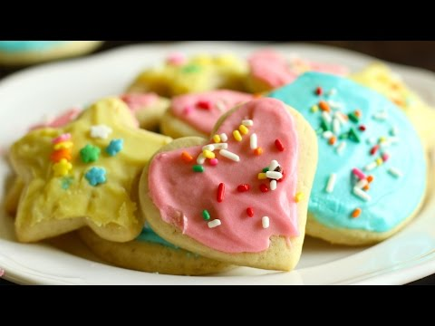 Soft Sugar Cookies with Icing Recipe- Hot Chocolate Hits