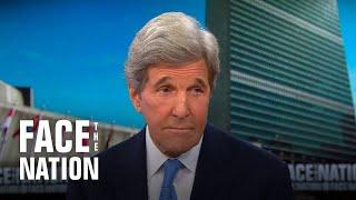 John Kerry says Iran was likely behind Saudi oil attack