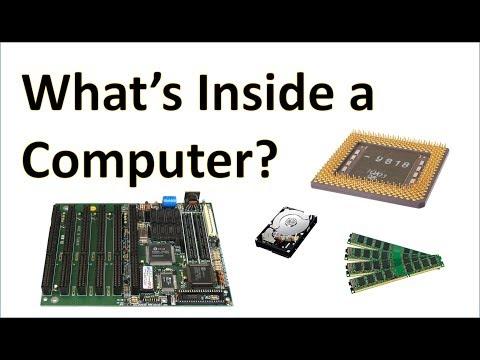 Computer Fundamentals - Inside a Computer