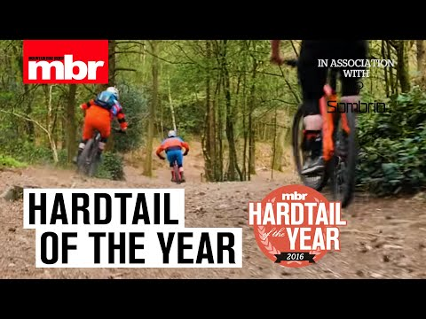 Hardtail of the Year 2017 | Overall Winners | MBR in association with Sombrio