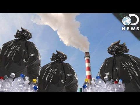Why Don't We Burn Our Trash?