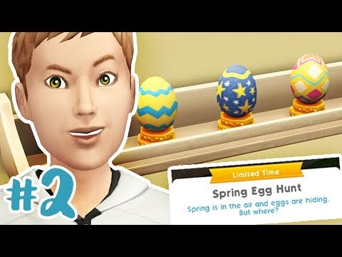 THE SIMS MOBILE | SPRING EGG HUNT - #2